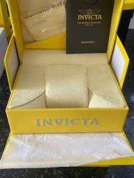 Título do anúncio: Estojo Caixa Invicta Amarelo Medio