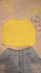 Croped croche