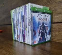 jogos Xbox360 originais