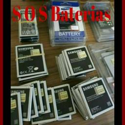 S.O.S Baterias Novas