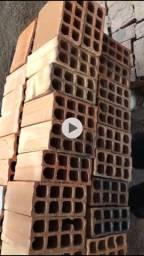 Blocos cerâmicos só trabalho com bloco medio