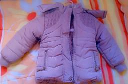 Jaqueta infantil tamanho 3