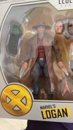 Old Logan marvel legends novo