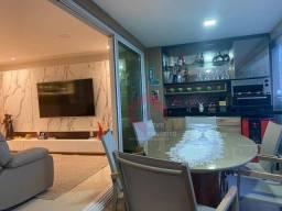 Título do anúncio: Apartamento com 4 dormitórios à venda, 165 m² por R$ 1.980.000,00 - Guararapes - Fortaleza