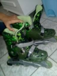 Vendo esse patins