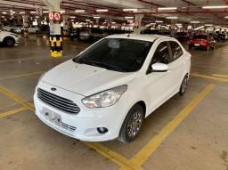 Vendo / Troco Ford KA Sedan 1.0 2018 IPVA 2021 Quitado!