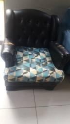 Sofa 2 Lugares + poltrona
