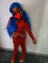 Fantasia lady bug tamamho 10. Barbada.