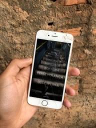 iPhone 6s 16GB funcionando tudo