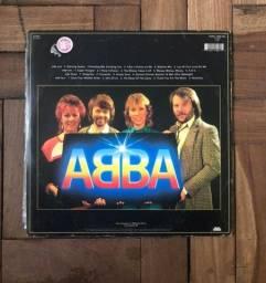 Lp ABBA disco duplo
