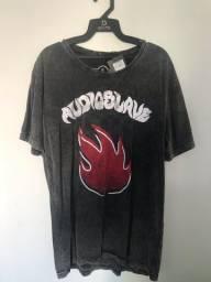 Camisa banda de rock- audioslave