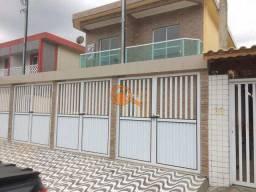 Título do anúncio: Casa com 2 dormitórios à venda, 80 m² por R$ 210.000,00 - Cidade Naútica - São Vicente/SP
