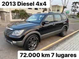 Título do anúncio: Kia Mohave Diesel 7 lugares 2013 4x4 só 72.000 km