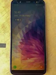 Smartphone Samsung J8 64Gb - Troco ou Vendo