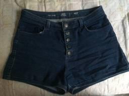 Vendo short feminino