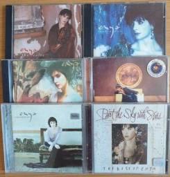 Cds Enya - 6 álbuns - Usados e super conservados