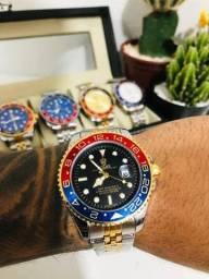 * Relógio Rolex *