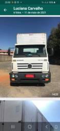 Título do anúncio: Vendo caminhão 17 230 Bau