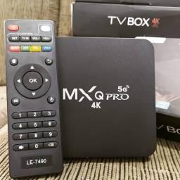 TV BOX 4K ( PROMOÇÃO )