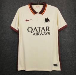 Camisa Roma 2020/2021