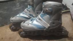 Vendo patins zap *