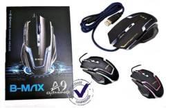 Mouse Gamer B-max A9 Gaming 3200 Dpi - Imperium Informatica