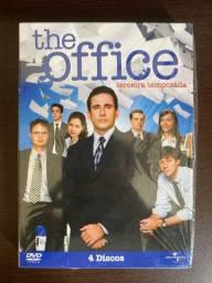 Título do anúncio: DVD The Office Terceira Temporada Completa