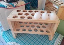 Título do anúncio: Porta ovos com capacidade para 34 ovos faça a sua encomenda