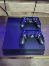PS4 1 Tb + 2 controles