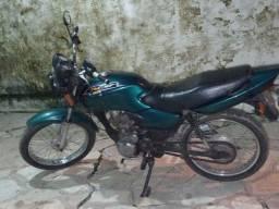 Moto CG Honda 125