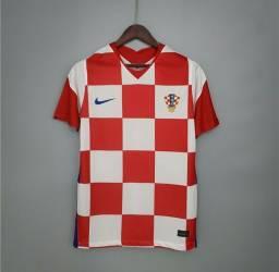 Camisa Croacia 20/21 Nike
