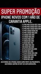 iPhones lacrado , Somos lojas