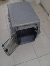 Casa / jaula / caixa grande para cachorro
