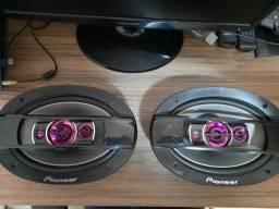 Auto falantes 6x9 pioneer