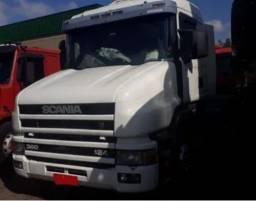 Scania T 124 - 2003 6x2