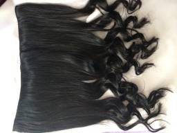 Mega hair cabelo humano (TIC TAC)
