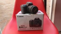 Canon SL2 muito nova
