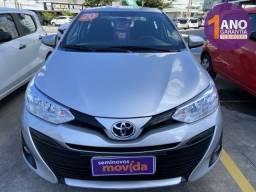 Título do anúncio: Toyota Yaris Sedan 1.5 XL CVT (Flex)