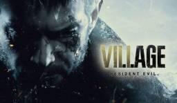 Resident Evil 8 - PS4 (Mídia Digital)