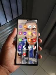 Samsung Note 20 Ultra troco em iPhone