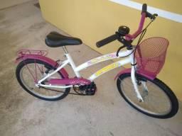 Bicicleta aro 20 impecável