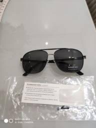 Óculos polarizado e proteção uv400