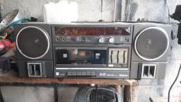 Rádio antigo national rh c37