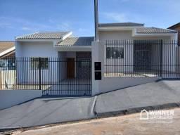 Título do anúncio: Casa com 2 dormitórios à venda, 69 m² por R$ 170.000 - Jardim Palmares - Mandaguaçu/PR