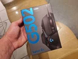 Mouse Gamer Logitech G502 Hero 25600 DPI (com nota fiscal e garantia)