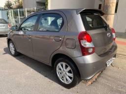 Toyota Etios X Plus 1.5 2019 27 mil km