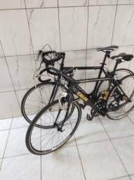 Vendo duas bicicletas Caloi 10 alumínio