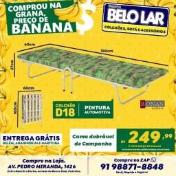 Cama De Campanha, Compre no zap *