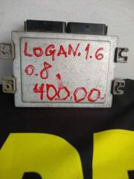 Logan 1.6 modulo injecao