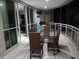Lindo apto. 149 m², 9º andar, climatizado,mobiliado, 03 suites,Cd. Ilha Bela